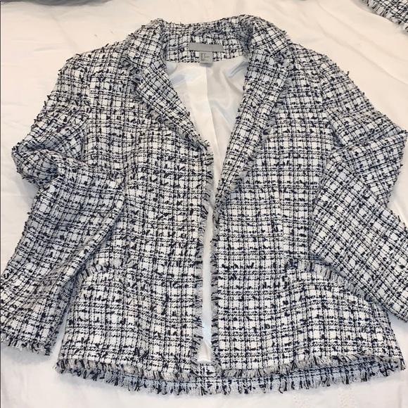 🔹Chanel wannabe Tweed Set 🤍🔹